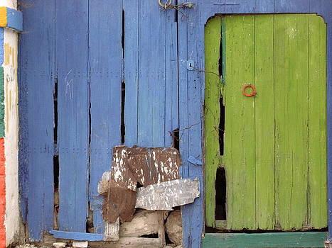 The Color Outside by Alberto Catellani