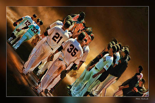 Blake Richards - The Comeback Giants