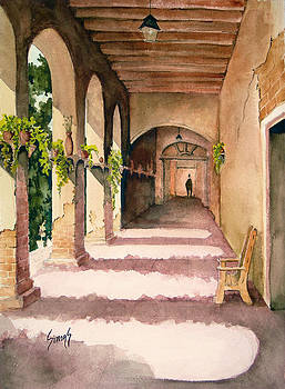 The Corridor by Sam Sidders