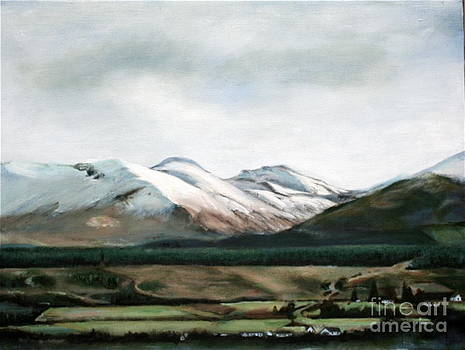 The Corries by Fiona Jack