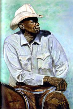 The Cowboy by Carole Joyce