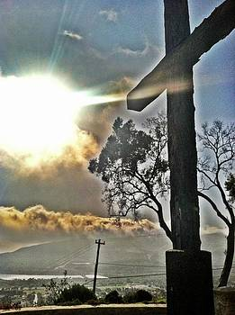 The Cross by Raven Janush