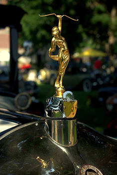 Tim McCullough - The Diana Radiator Cap