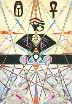 The Dimensions by Lynda  Richardson