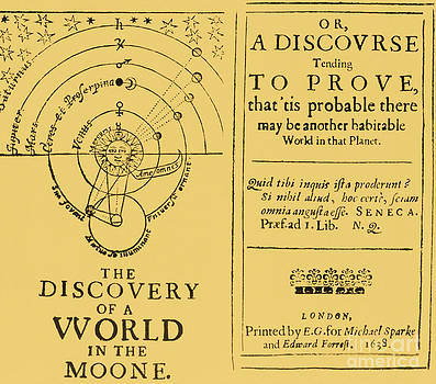 Science Source - The Discovery Of A World In The Moone