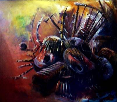 The Elders by Mayanja Richard weazher