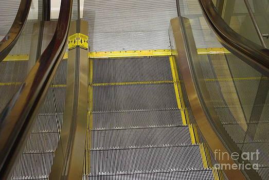Marilyn Wilson - The Escalator