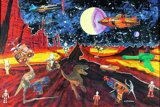 The Final frontier by Carl Schumann