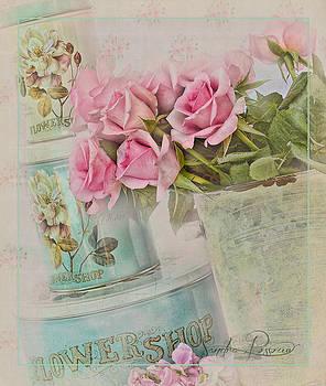 The Flower Shop  by Sandra Rossouw