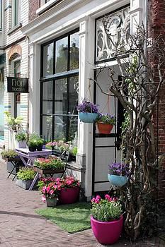 The Flower Shop by Tia Anderson-Esguerra