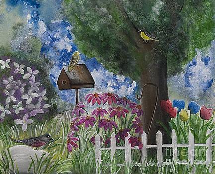 The Garden by Barbara McNeil
