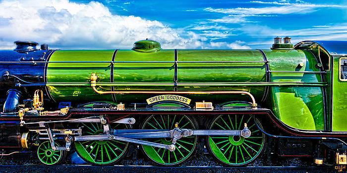 Chris Lord - The Green Goddess
