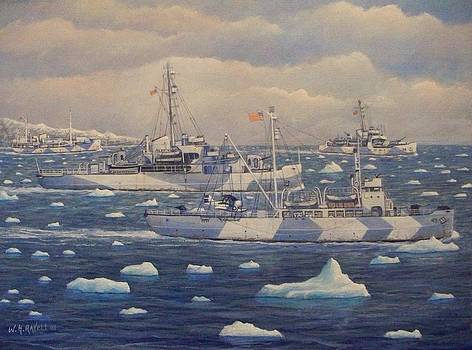 The Greenland Patrol by William H RaVell III