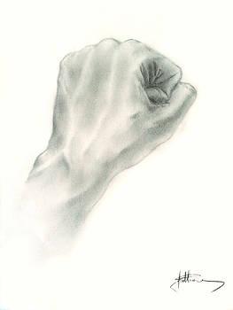 The Hand by Tinatini Popiashvili