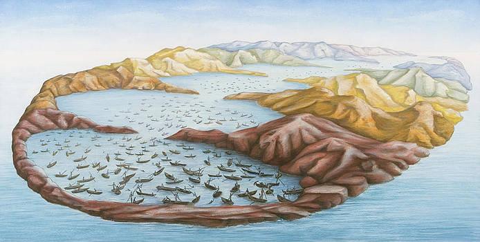 The Infinite Ocean by Nad Wolinska