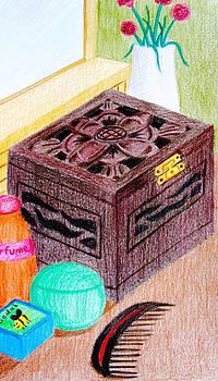 The Jewelry Box by Adam Wai Hou