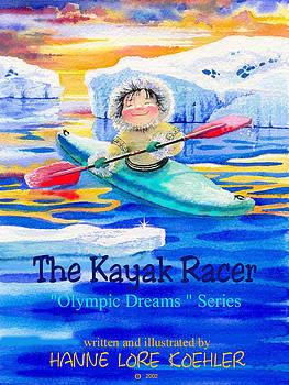 Hanne Lore Koehler - The Kayak Racer - cover