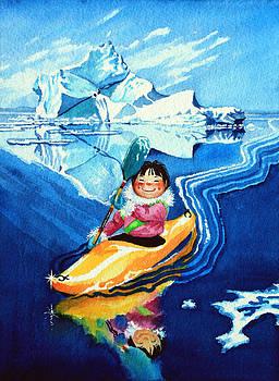 Hanne Lore Koehler - The Kayak Racer 13