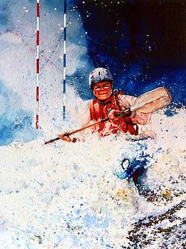 Hanne Lore Koehler - The Kayak Racer 20