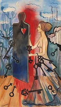 The Key Keeper by Valentina Plishchina