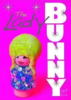 The Lady Bunny by Ricky Sencion
