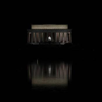 Kim Hojnacki - The Lincoln Memorial