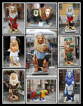 Diana Haronis - The Lions of Munich