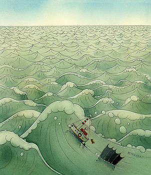 Kestutis Kasparavicius - The Little Boat 02