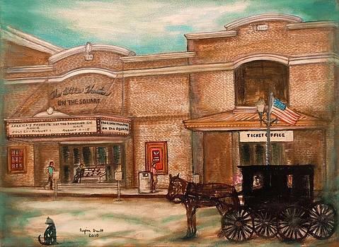 Regina Brandt - The Little Theatre