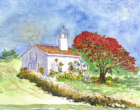 The Little White Church by Joy Braverman