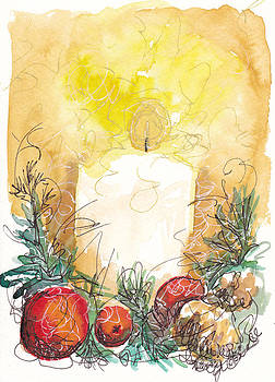 The Magic Of Christmas by Michele Hollister - for Nancy Asbell