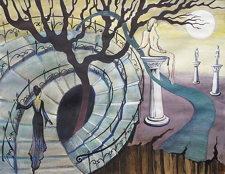 The Maze by Valentina Plishchina
