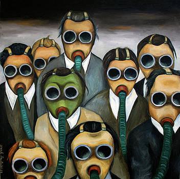 Leah Saulnier The Painting Maniac - The Meeting