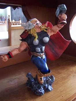 The Mighty Thor by Luis Carlos A