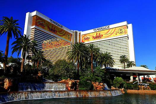 The Mirage by Linda Edgecomb