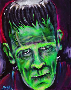 The Monster by Steven Burch