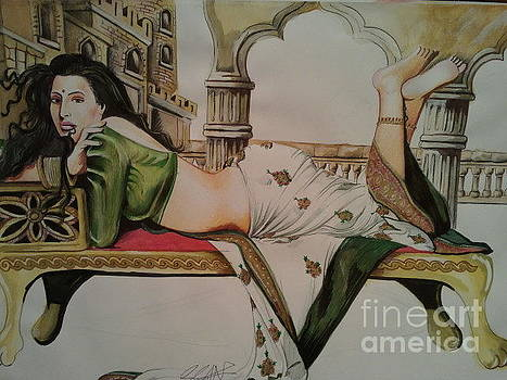 The Mughals Exotica by Sandeep Kumar Sahota