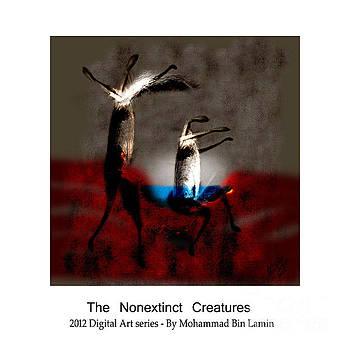 The Nonextinct Creatures No 3 by MBL Binlamin