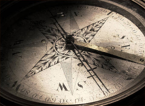 The Old Compass by Walt Stoneburner