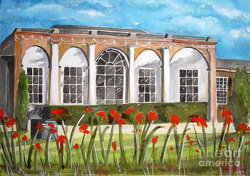 The Orangery Wakefield by Trudy Kepke