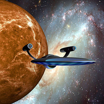 Walter Oliver Neal - The Pegasis Starship 1