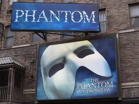 The Phantom by Paul Tripodis