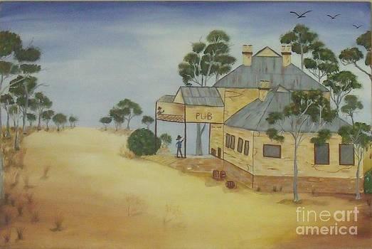The Pub by Debra Piro