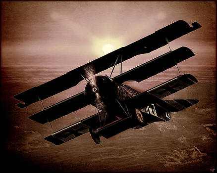 Chris Lord - The Red Baron