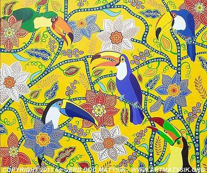 The Return Ot The Funny Birds by Gerd Doc Matysik