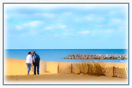Randall Branham - The romantic beach