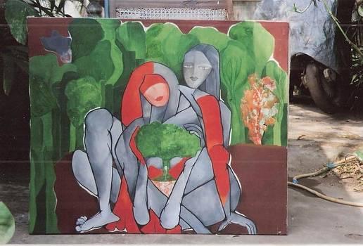 The Seed by Chitra Patnaik