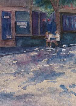 Jenny Armitage - The Shady Side of the Street