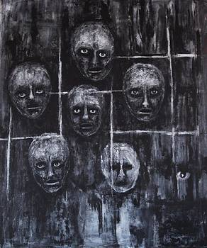 The sound of silence by Katerina Apostolakou