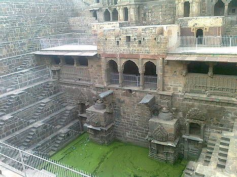 The step well by Archana Saxena